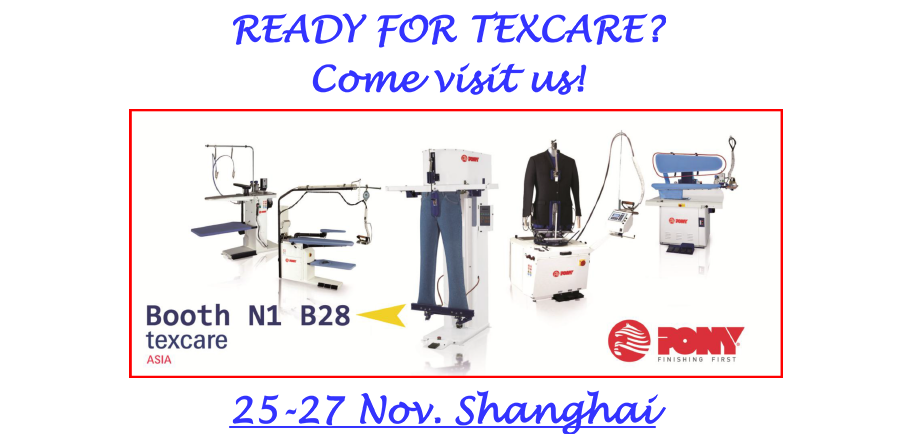 READY FOR TEXCARE ASIA